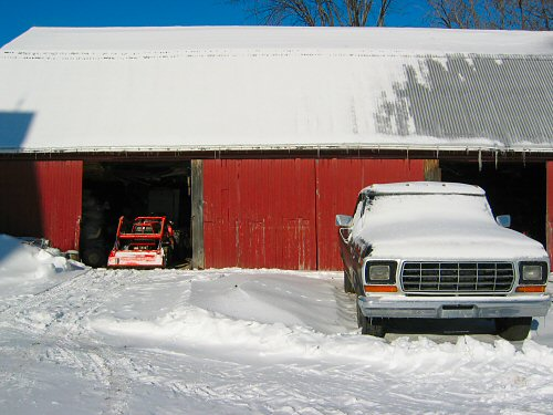 The Drive Shed