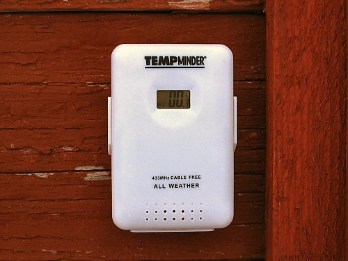 Temperature gadget