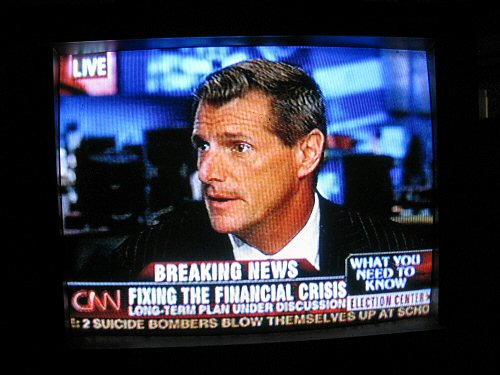 Financial crisis well-covered
