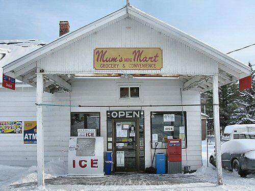 Village convenience store