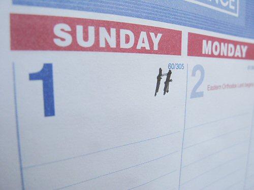 Last-frost countdown begins!
