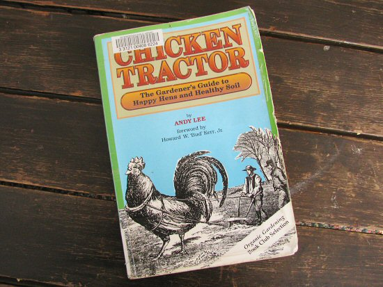 Chicken Tractor book