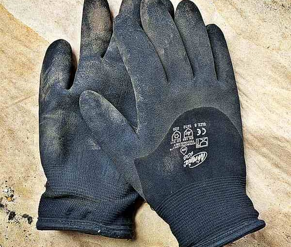 Good fieldwork gloves for fall and winter